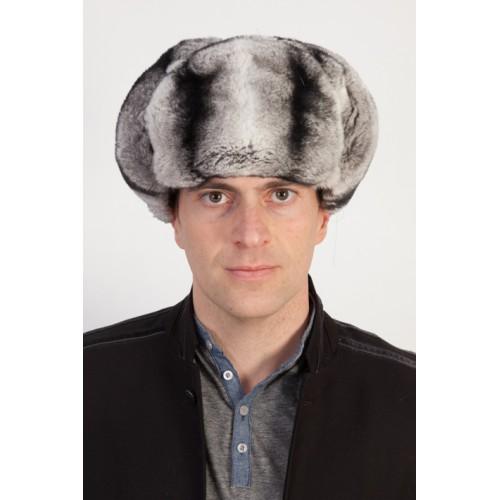 30dd6536e Rex Chinchilla fur hat - Russian Style